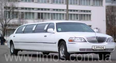 Lincoln Town Car Crystal New