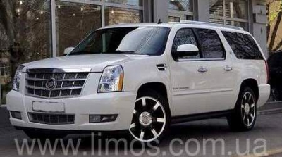 Cadillac Escalade Long Platinum